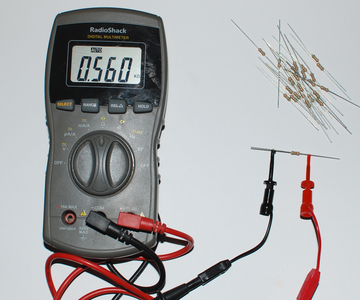 Do Resistors Really Hold 5% Tolerance?