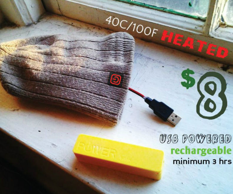 usb heated clothing