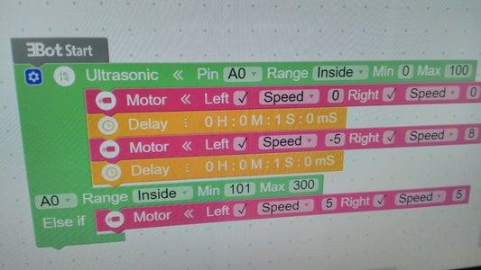 Coding the Robot
