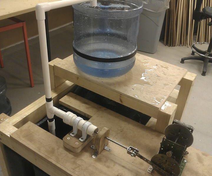 Pump it up! Squid Inc's Positive Displacement Pump