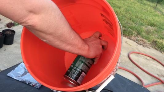 Using the 3M 90 Glue Spray