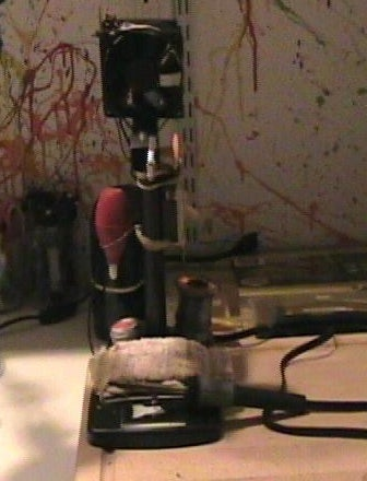 How to Make a Soldering Station