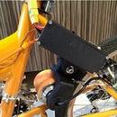 PU Wheel Friction Drive E-Bike