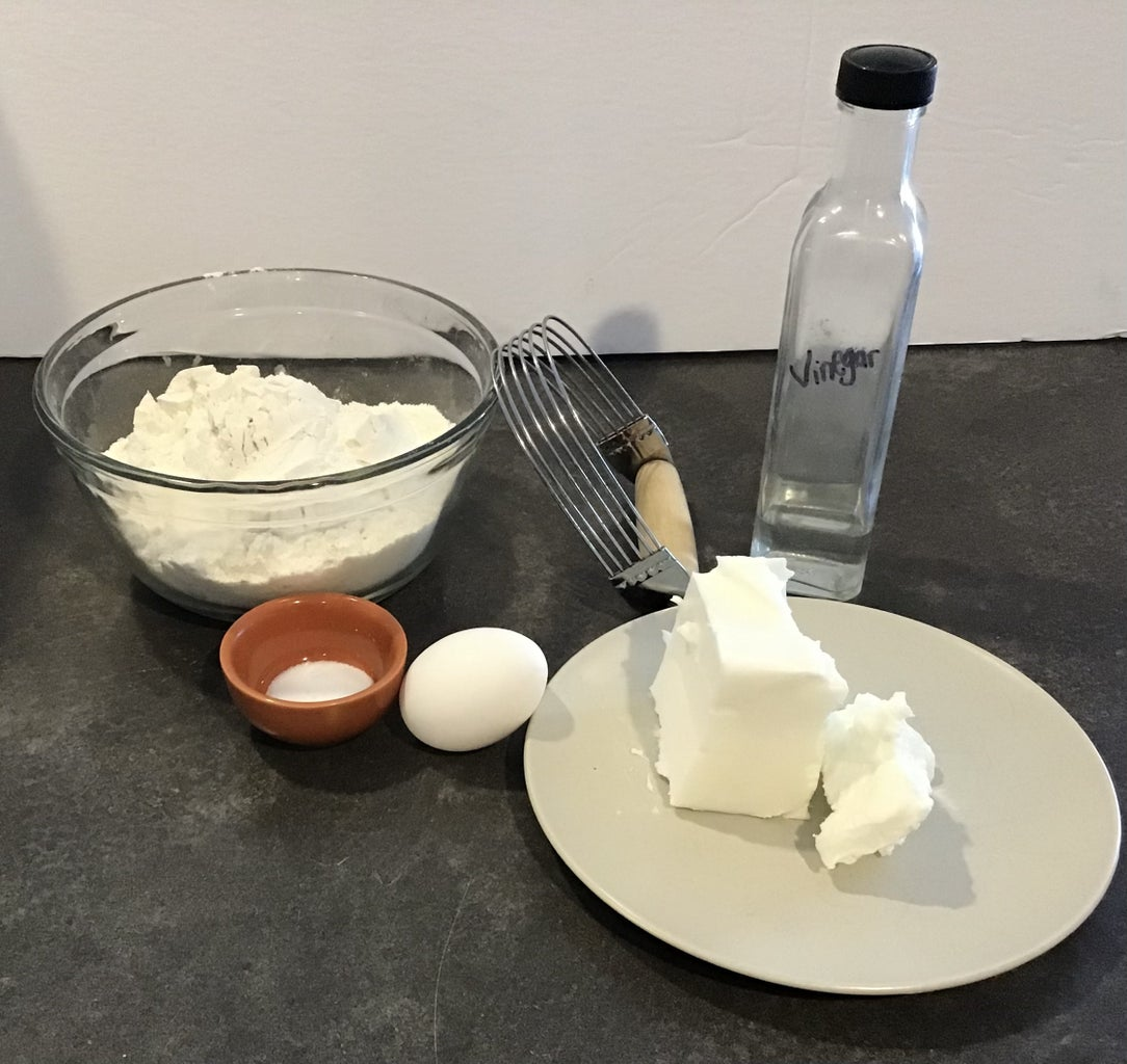 Making the Pastry