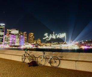 Long Exposure Sydney