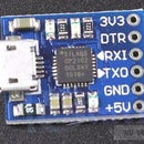 Simple Serial Converter Makes Pro-Mini Programming Easy