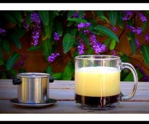 Brew Vietnamese Egg Coffee