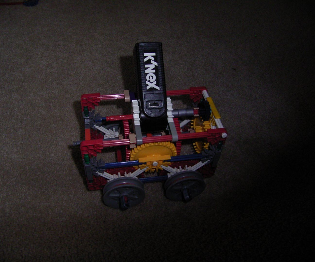 Knex Bi-Directional Cart