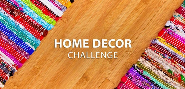 Home Decor Challenge
