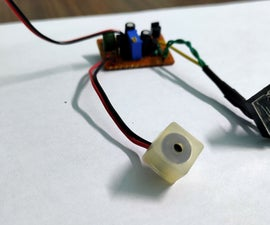 DIY Microphone Amplifier.