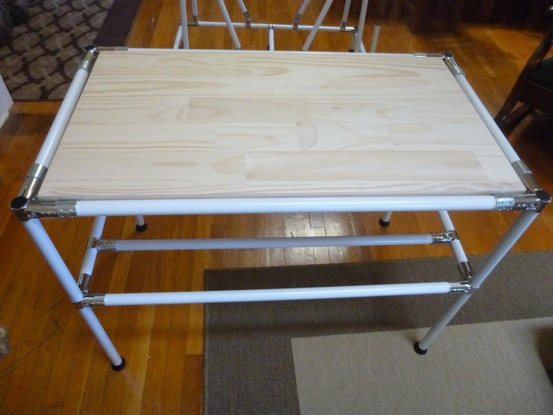 Building the Desk Frame