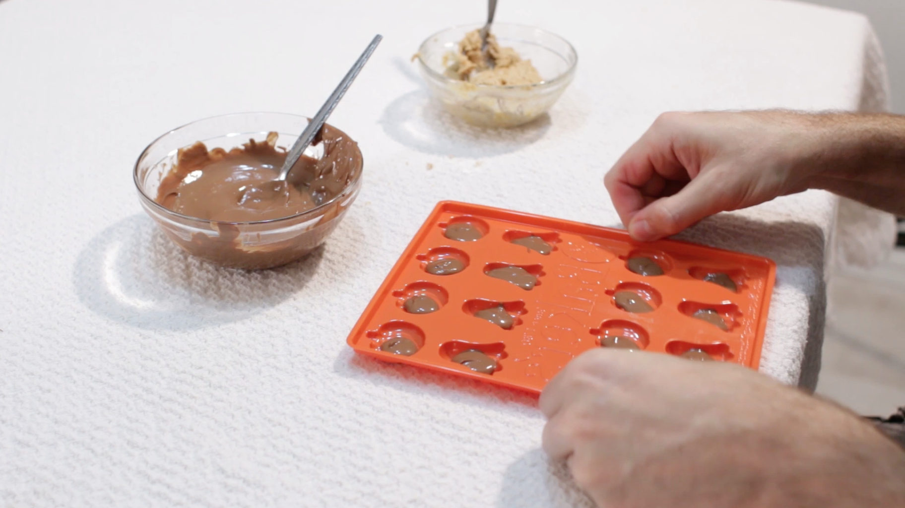 Fill in the Molds