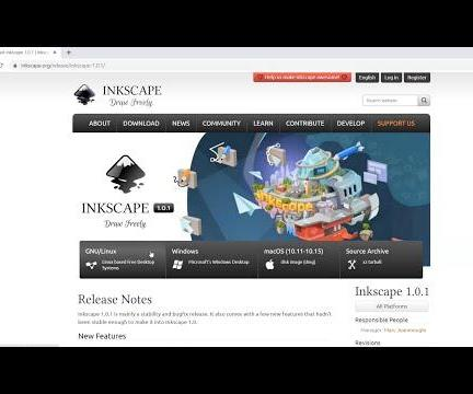 Intro to Inkscape