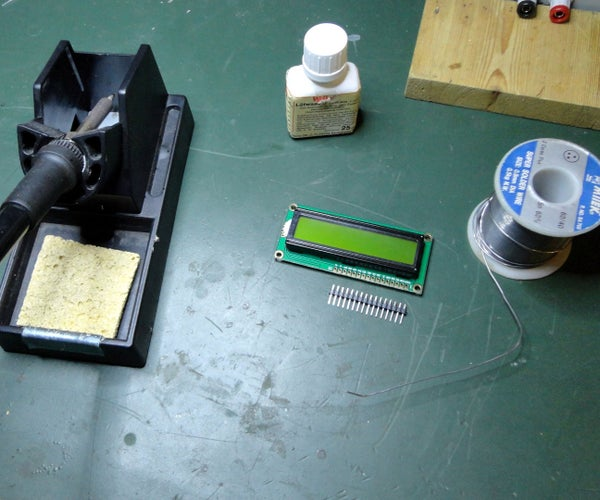 Yet Another Tutorial on How to Solder