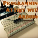 Program ATtiny Chips with Arduino