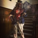Zombie Uncle Sam Costume