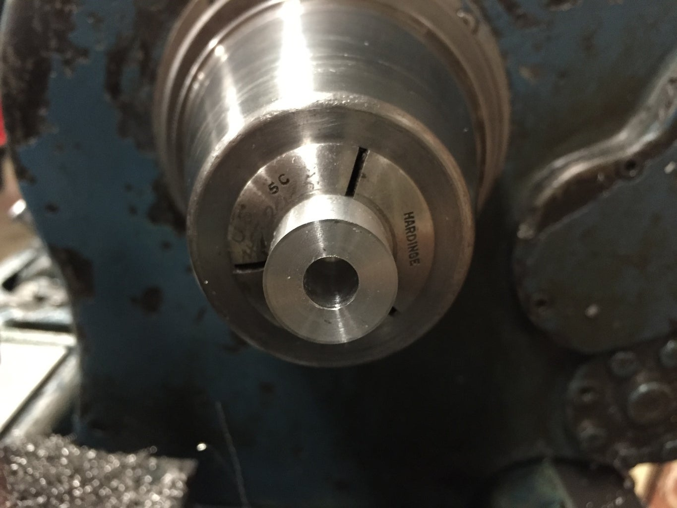 Concentric Hole Drilling