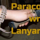 Paracord Wrist Lanyard