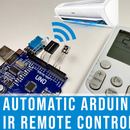 Automatic Arduino Based IR Remote Control Temperature Driven