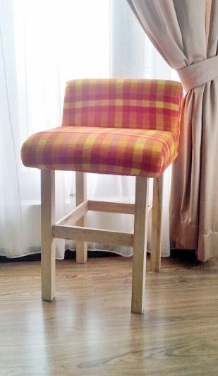 DIY Secret Counter Chair!
