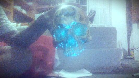 Iron Halo 4 Skull
