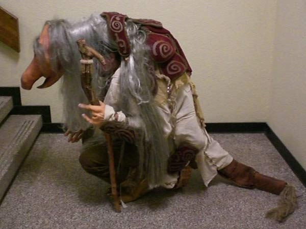 How to Build a MYSTIC From THE DARK CRYSTAL