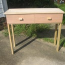 """DRAWERS FROM 1/4"""" PLYWOOD"""