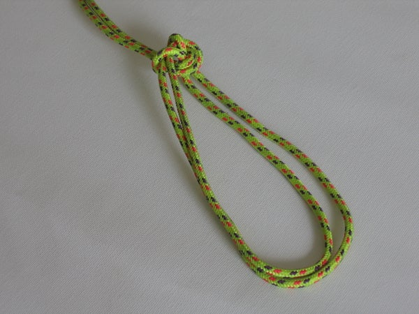 How to Tie a Fire-escape Knot