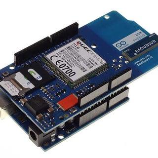 Remote Control Via GPRS/GSM SMS(Arduino)