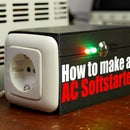 How to Make an AC Softstarter