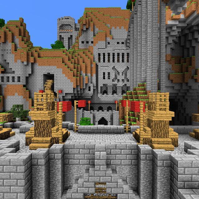Minecraft Ultimate Castle!