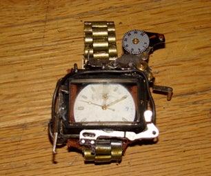 My Steampunk Watch