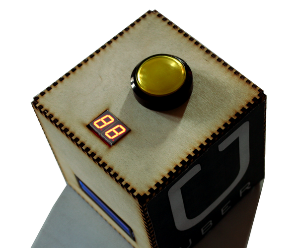 Request Uber Rides With an Arduino Button