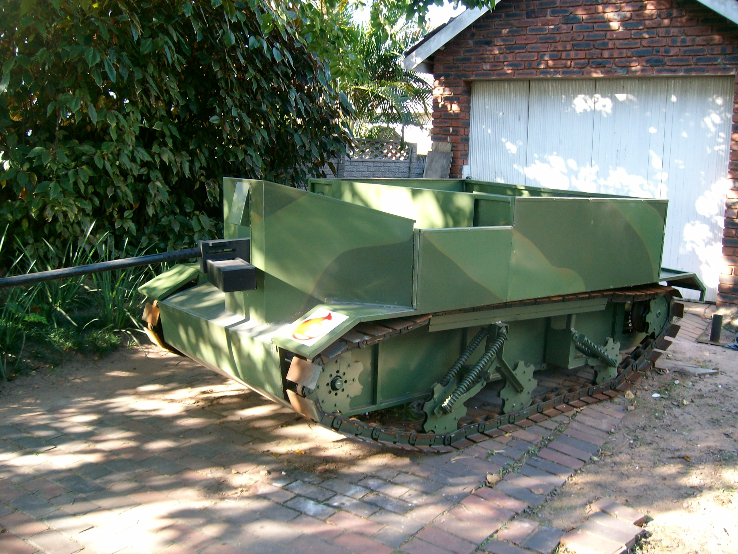Bren gun carrier