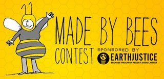 Made By Bees Contest