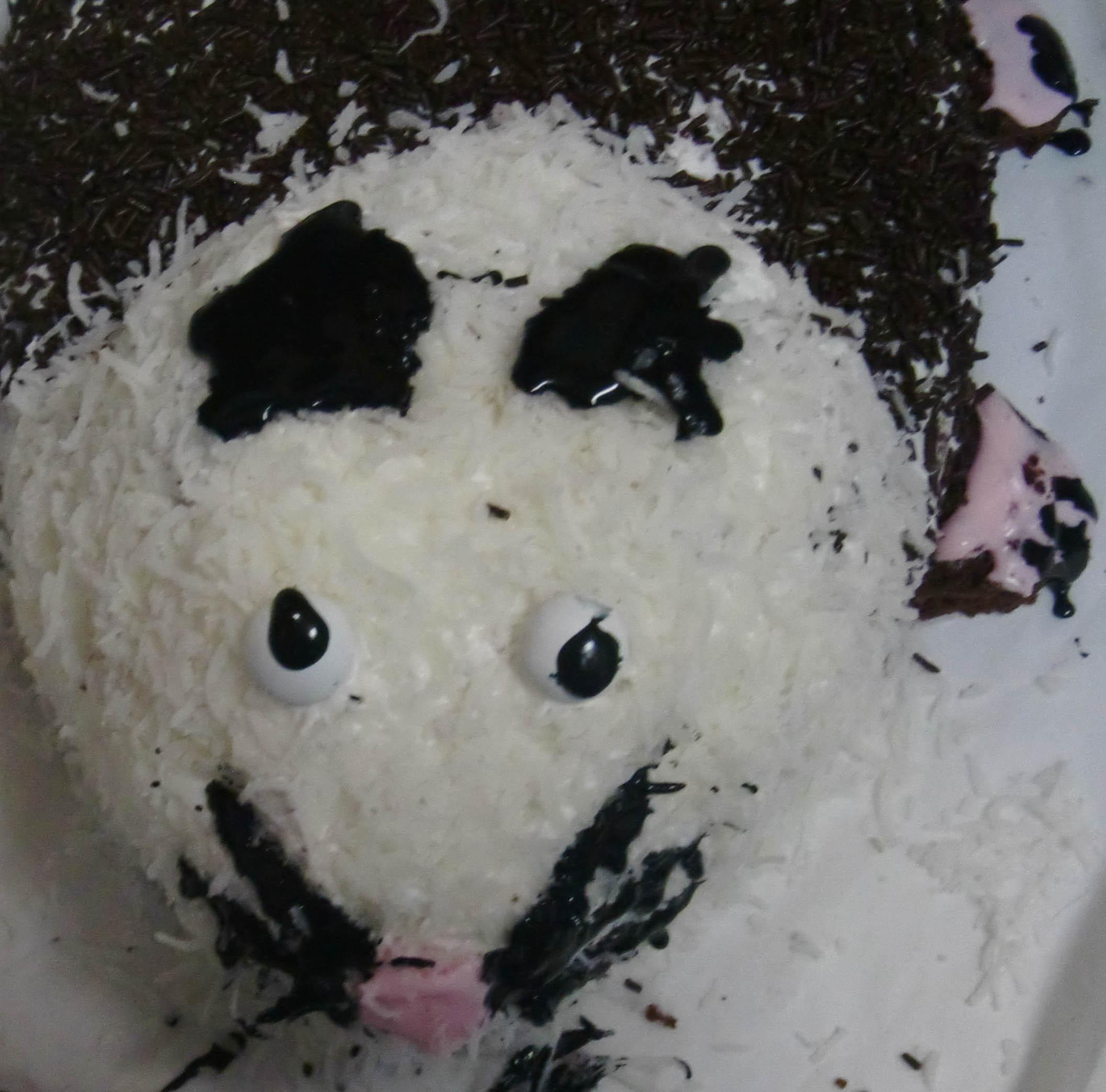 How to Make a Possum Cake