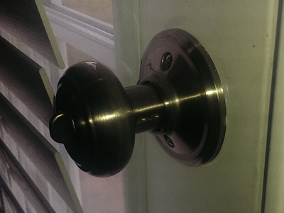 Remove Doorknob