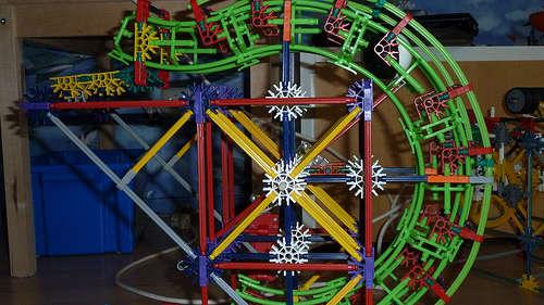 Motorized Madness Circle Lift