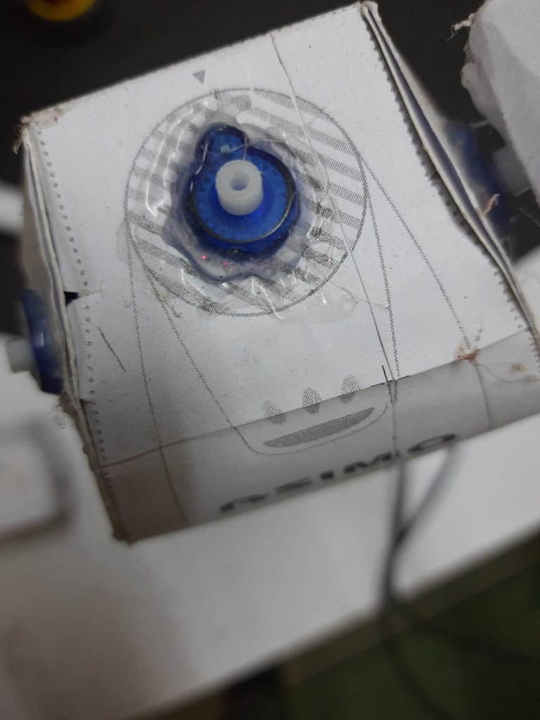 Motors, Wheels and Wiring
