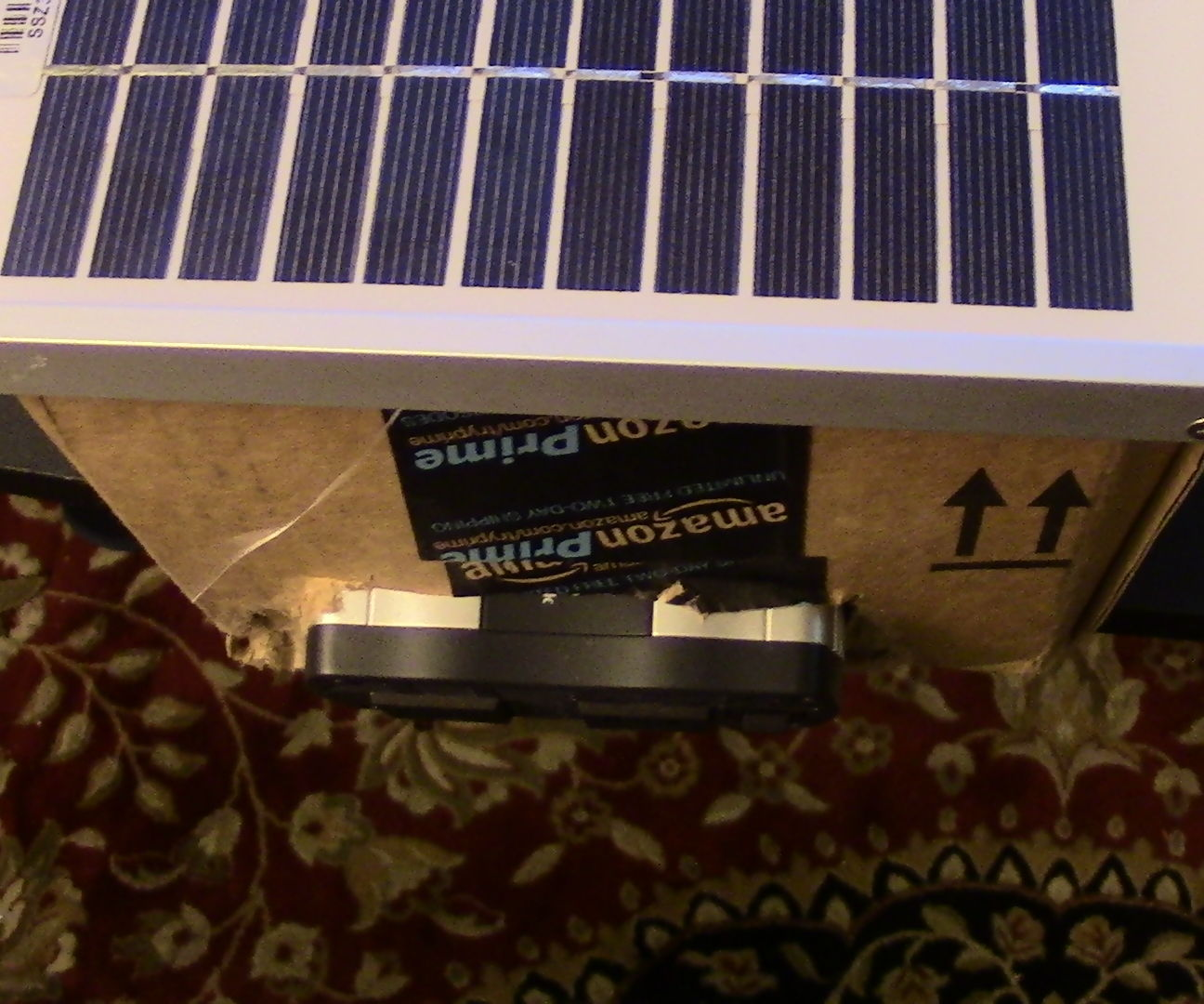 Portable Solar AC Power
