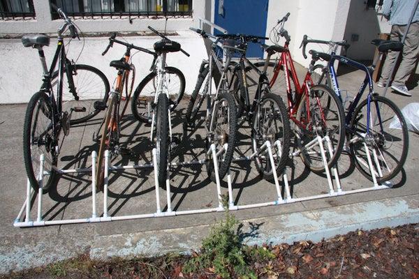 Bike Rack PVC