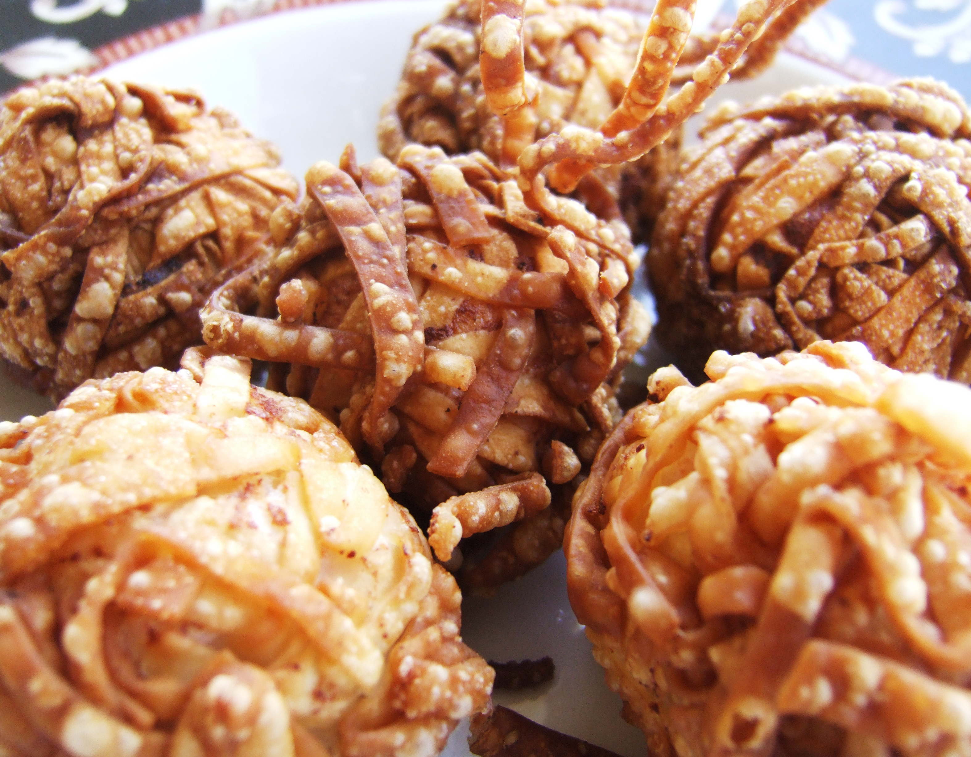 Fried Chinese Crab Balls