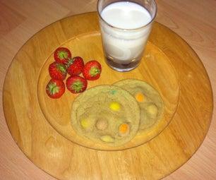 Easy M&m's Chocolate Cookies