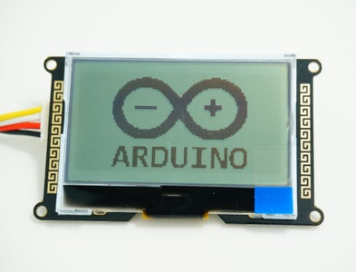 Display Picture or Icon on the Fancy I2C_LCD