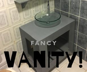 Fancy Vanity!
