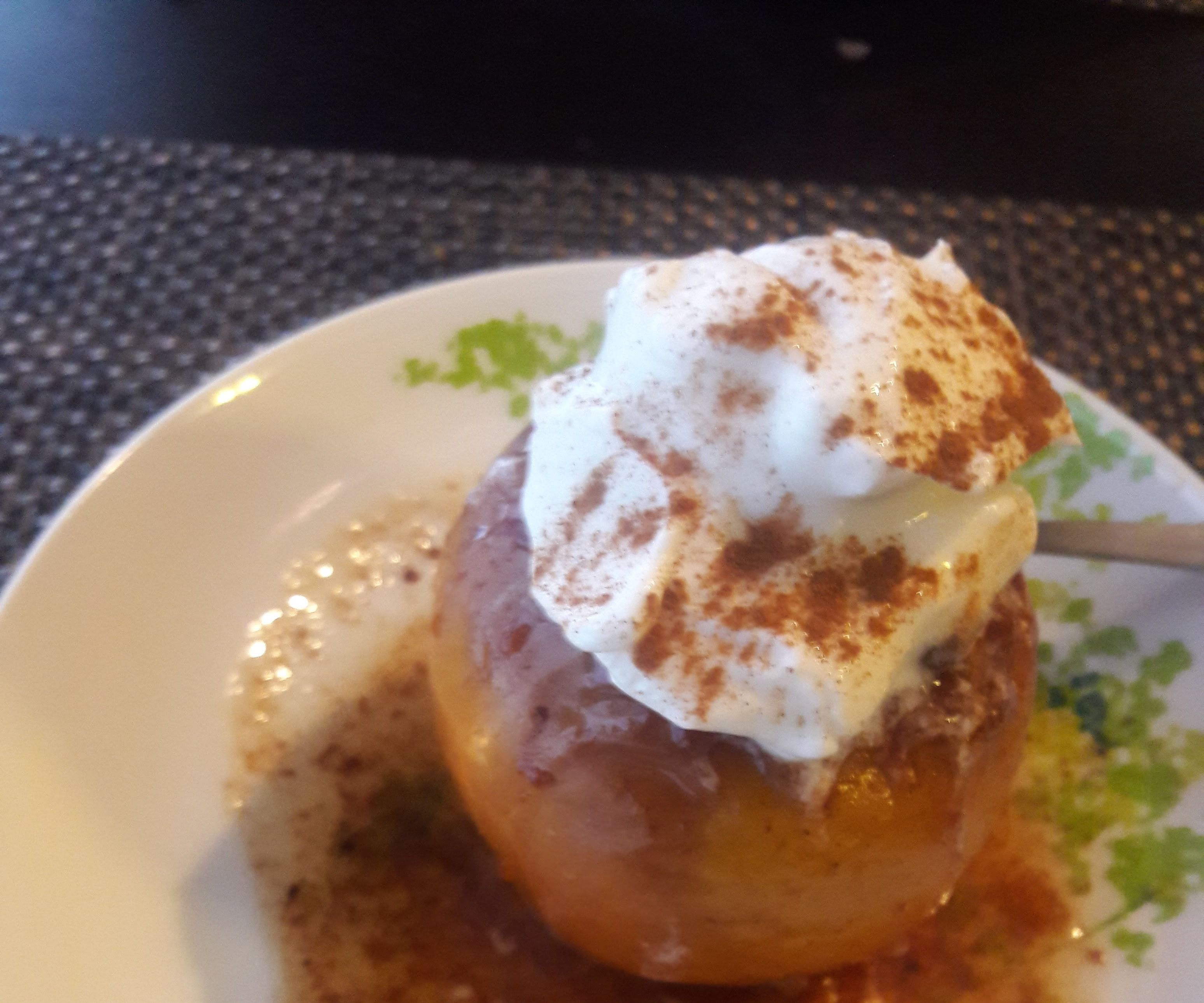 BAKED APPLES MY WAY