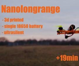 3d Printed Longrange FPV Drone