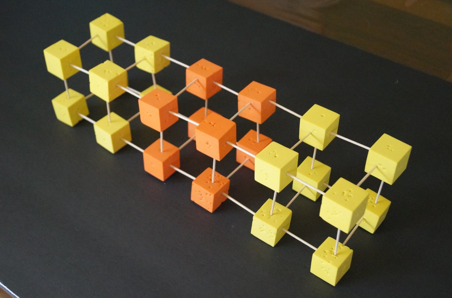 Connect the Cubes