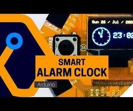 Smart Alarm Clock Using Magicbit(Arduino)