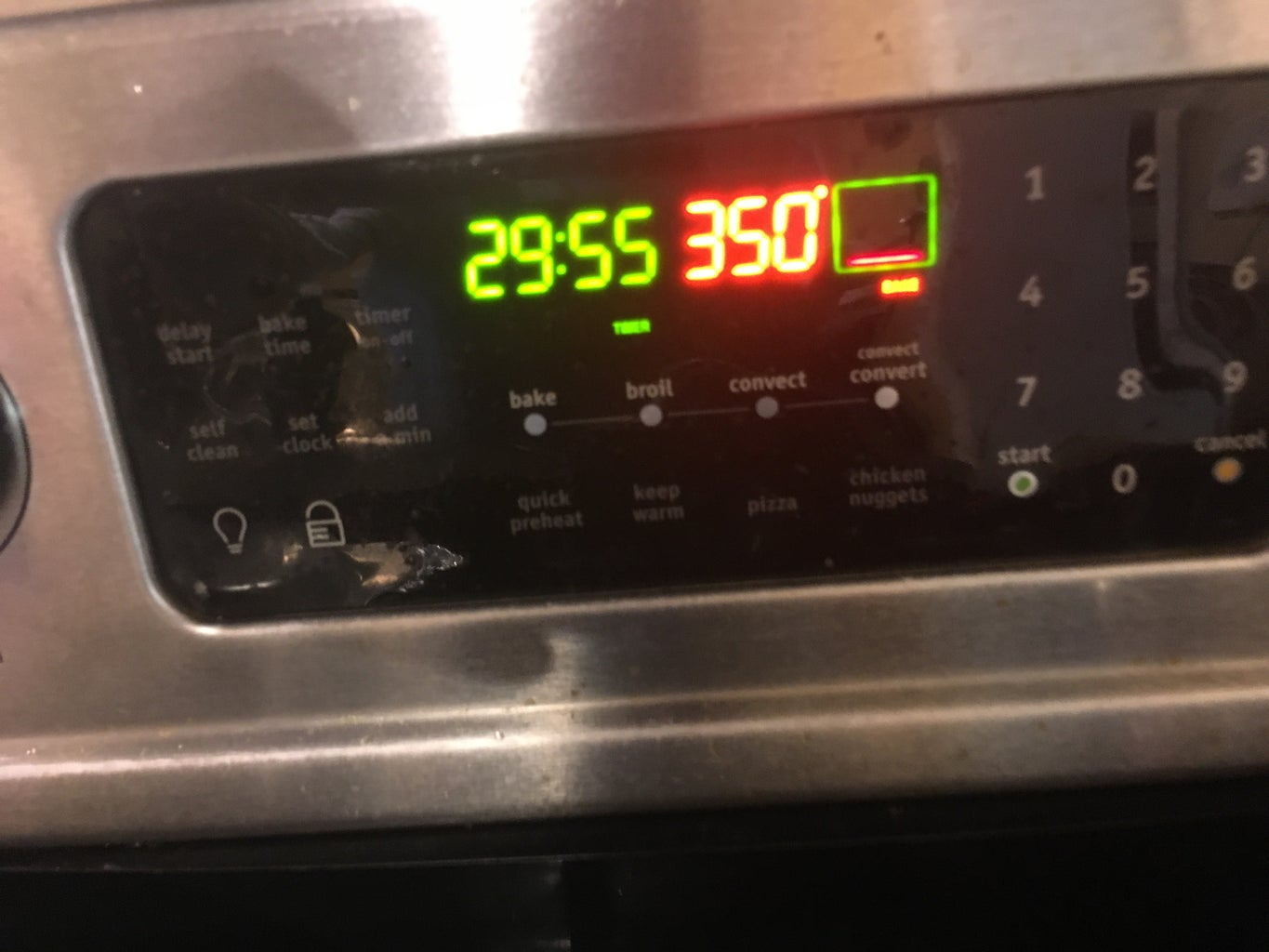 Preheat the Oven to 350